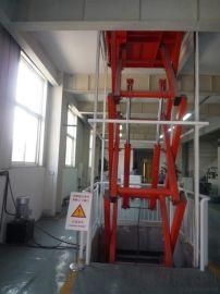 大吨位货梯单叉式起重机仓储货梯镇江市厂家