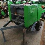 聖隆機械牽引式打捆機牧草打捆機