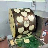 河南卷尖蛋皮机 全自动商用 蛋皮机器提供配方