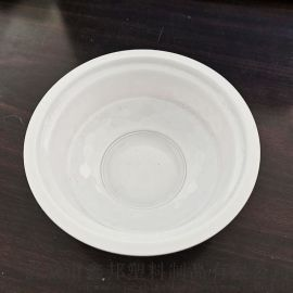 厂家直销 可微波 可冷藏打包碗 塑料碗 冰粥碗