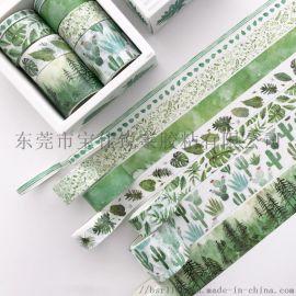 厂家定制印色和纸胶带 可依要求来图定做