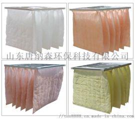 空气过滤粉尘 中效袋式过滤器网 净化空调过滤网