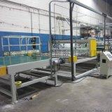 水晶高分子床垫材料 高分子枕头 高分子坐垫3D POE挤出生产线设备