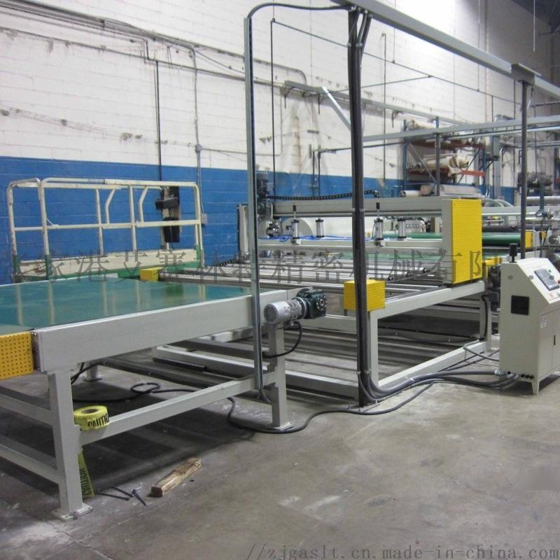 水晶高分子牀墊材料 高分子枕頭 高分子坐墊3D POE擠出生產線設備