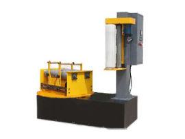 广州厂家直销深圳缠绕膜机轻巧小型圆筒裹膜机操作简便