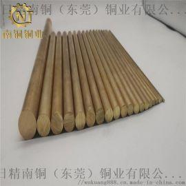 武矿现货 紫铜棒 H59黄铜棒 黄铜棒厂家 红铜棒零切 厂家配送