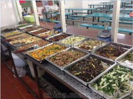 新疆二维码售饭机批发 自助查询挂失解挂二维码售饭机