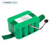 適用14.4V悉羅掃地機器人電池KV8510B