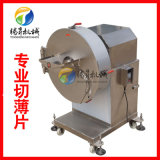 大型切薯片機,薯片加工廠切土豆片紅薯片機