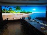 低亮高灰P1.8電子屏,小間距4K會議室LED大屏