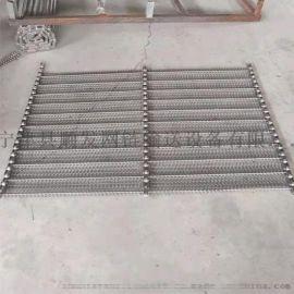 曲轴不锈钢网带网链耐高温回流焊一字型网带