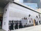 深圳高清數碼燈布噴繪/五米不拼接燈布/