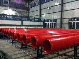 消防涂塑钢管 四川蜀帝管业涂塑钢管 全国可发货