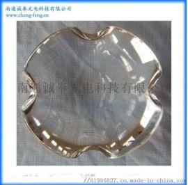 厂家定制工矿灯玻璃透镜