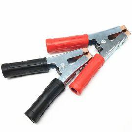 镀铬地线夹电镀电焊钳焊枪配件焊接配件电线夹地线夹