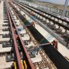 高铁钢轨轨底托盘就来中新运型号齐全