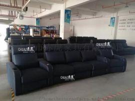 赤虎批量生产头层牛皮电动私人影院沙发