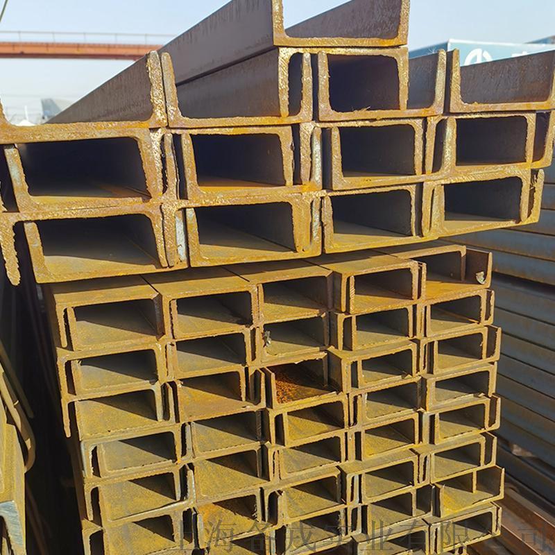供应槽钢幕墙镀锌槽钢定制加工槽钢切割焊接u型钢
