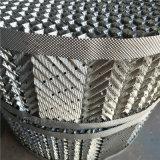 煉油廠用的450Y孔板波紋填料比表面積空隙率大