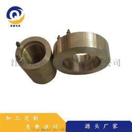 专用铸铜发热器 耐腐蚀抗磁场铸铜加热圈