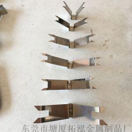 厂家直销喷油夹具, 五金**, 不锈钢弹片
