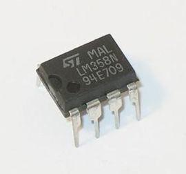 稳压芯片 LM358-ADJ
