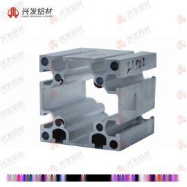 广东兴发铝业6060工业铝型材厂家直销