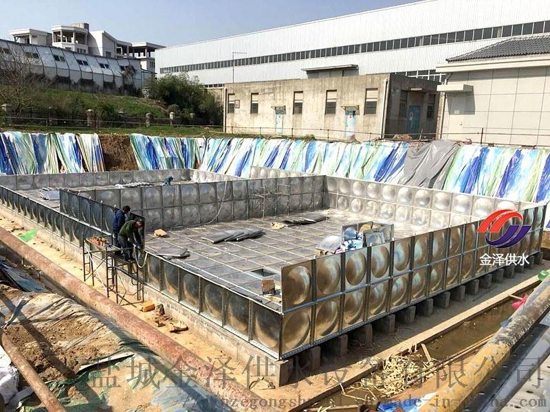 海南海口地埋式箱泵一體化廠家