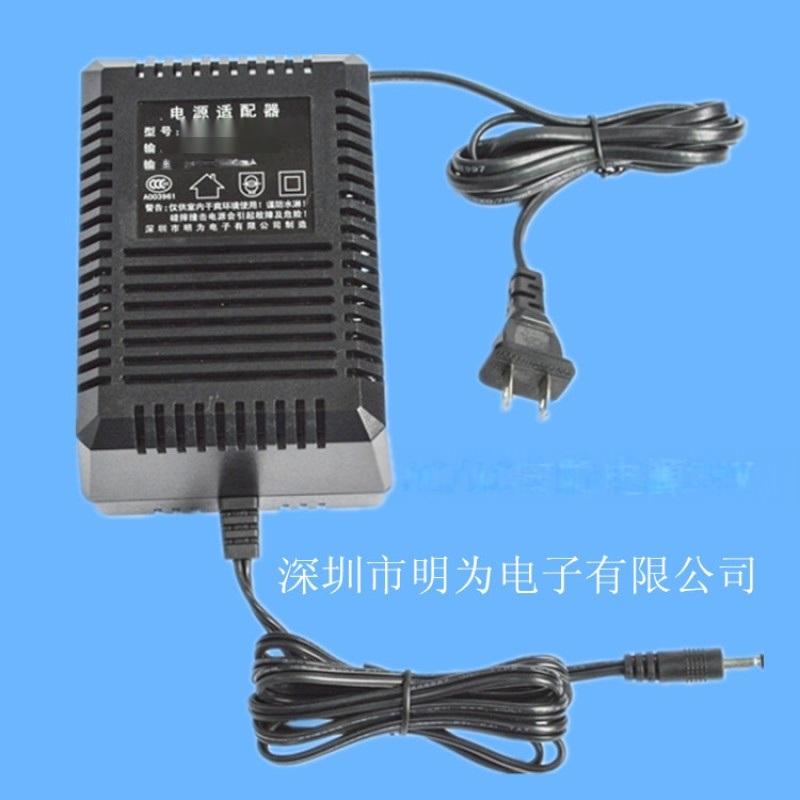 12V5A监控电源适配器 60W安防监控球机电源