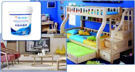 广东松木水性家具漆,水性木器涂料厂家防涨筋水性漆