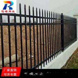 福州围墙护栏 小区别墅锌钢护栏