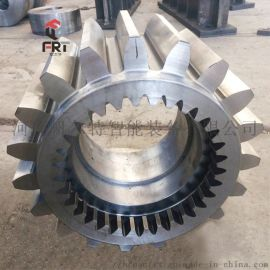 河南洛阳厂家 4m数控龙门专业加工大模数齿轮