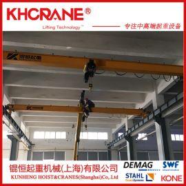 直销电动单梁悬挂起重机-欧式单梁起重机-KBK单梁