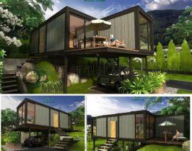 成都轻钢别墅,四川轻钢别墅设计,轻钢结构房屋制造商