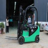 电动叉车 1吨2吨3吨电瓶叉车 四轮座驾式叉车 沃特机械