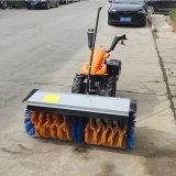 道路扫雪机厂家 工厂物业小区除雪机 手推式抛雪机