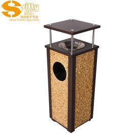 專業生產SITTY斯迪99.1821方形戶外垃圾桶
