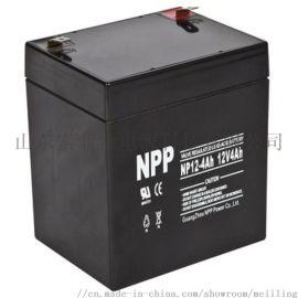 UPS蓄电池耐普NP100-12铅酸免维护12V100AH直流屏EPS电源电瓶