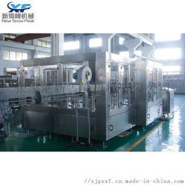 全自动饮料生产线 小瓶装饮料机械生产设备