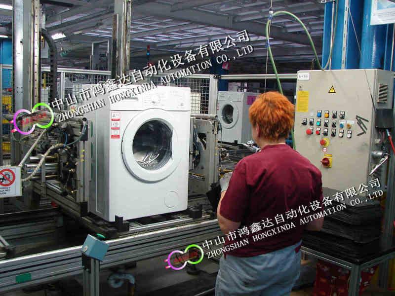 广州车载冰箱装配线,佛山洗衣机生产线,净水器检测线