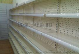 定做四川超市货架  成都超市货架 展示架厂家