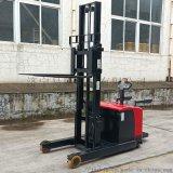 全电动叉车两吨小型站驾式电瓶堆高车