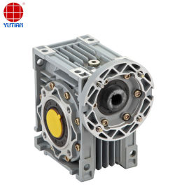 NMRV040蜗轮蜗杆铝壳减速机