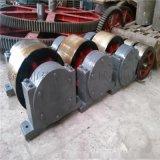 2.6米滚筒烘干机滚圈转轴式烘干机拖轮