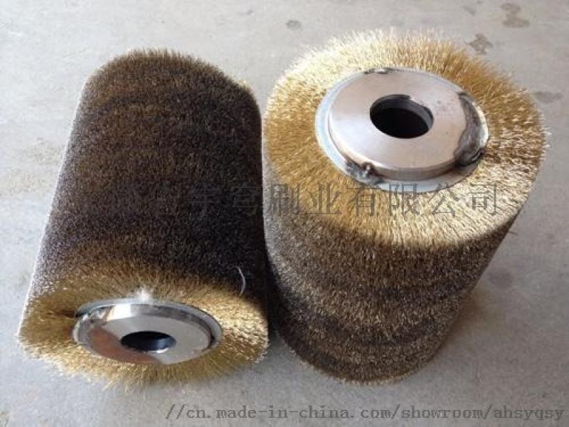 钢丝毛刷辊