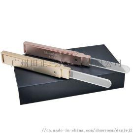 带手柄纳米合金玻璃指甲锉礼盒款美甲工具