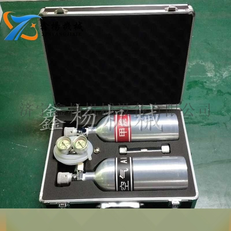 AP5矿用瓦斯传感器校验仪 证件齐全
