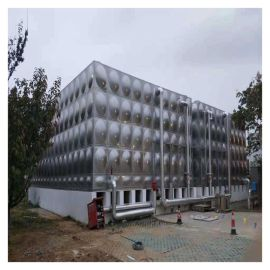组合式不锈钢消防水箱 霈凯水箱 生活用水水箱