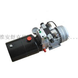 380V1.5KW-6L油箱,1组双作用电磁阀