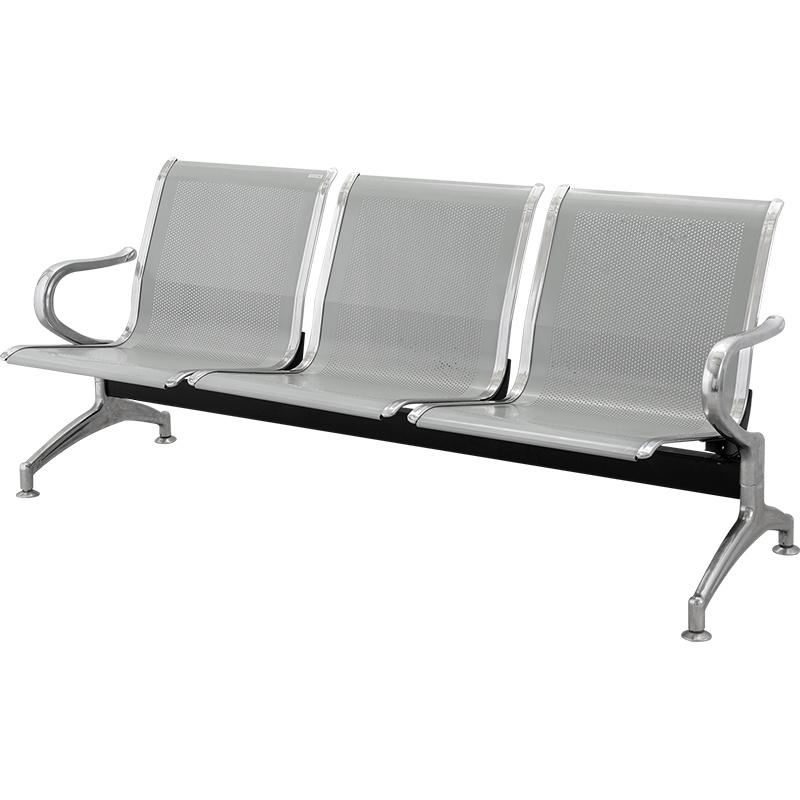 SKE008 候诊椅 不锈钢排椅 点滴椅